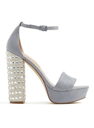 Detaylı Kalın Platform Topuklu Ayakkabı-Aldo